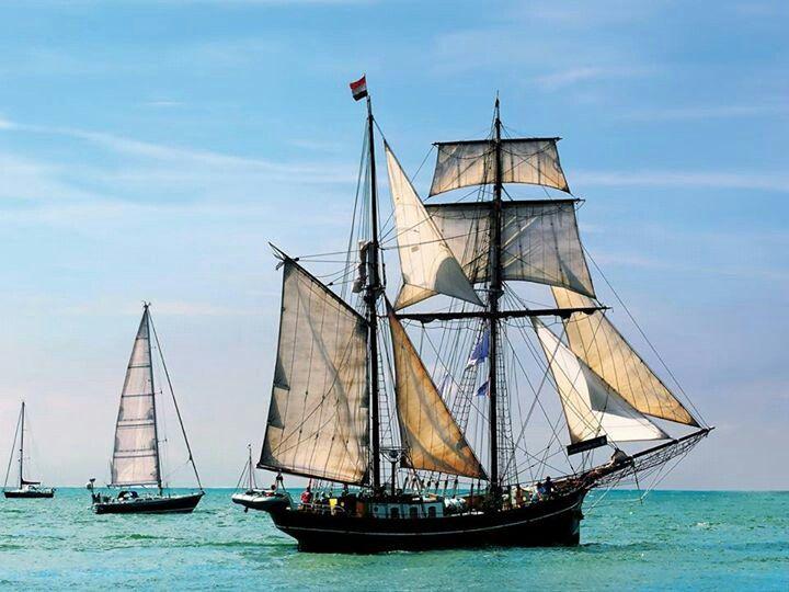 Ships A Sailing... ~rw