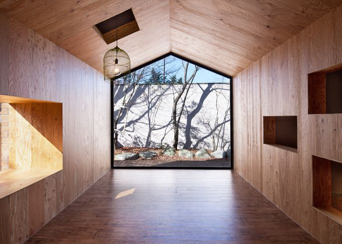 *집속의 집-어린이 센터[ UTAA ] children's centre_a house within a house :: 5osA: [오사]