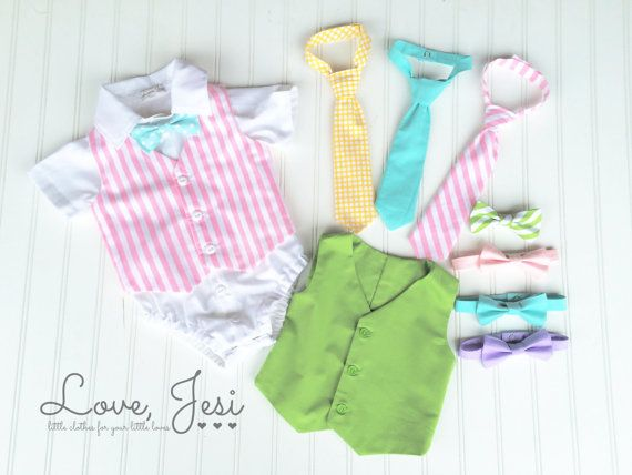 Baby Boy Easter Outfit Toddler Boys Easter Outfits by LoveJesi