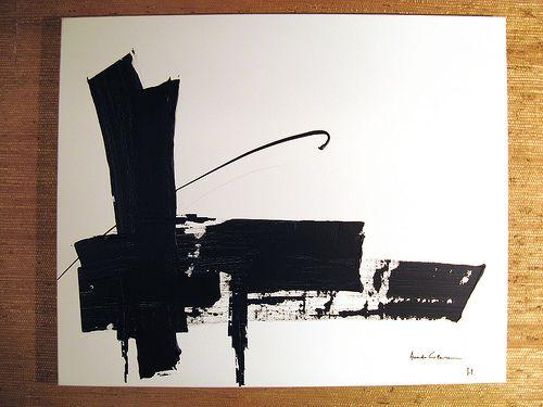 46 les meilleures images concernant peintures abstraites sur pinterest katana acryliques et - Tuto peinture abstraite contemporaine ...