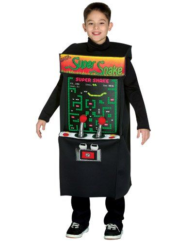 News Super Snake Arcade Game Child 7-10 Medium Costume   buy now     $26.40 Arcade Kids Costumes for a cute look that will be a huge hit this Halloween!! The Arcade Costume is guaranteed to make this Ha... http://showbizlikes.com/super-snake-arcade-game-child-7-10-medium-costume/