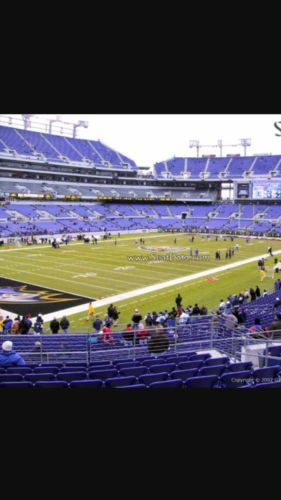 #tickets 2 Tickets: Baltimore Ravens vs. Cincinnati Bengals 12/31/17 M&T Bank Stadium 107 please retweet