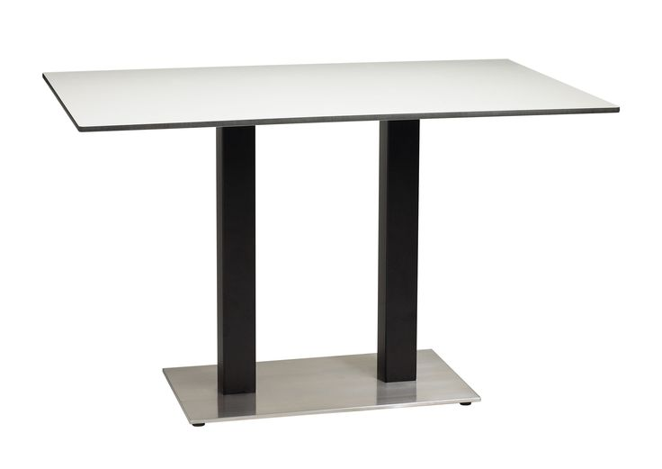 New Scalloped Disc Cafe Table Height Table Base   18 Inch 30%OFF