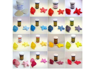 Tu medio cupcake: Colorantes alimentarios: tipos, ventajas y desventajas