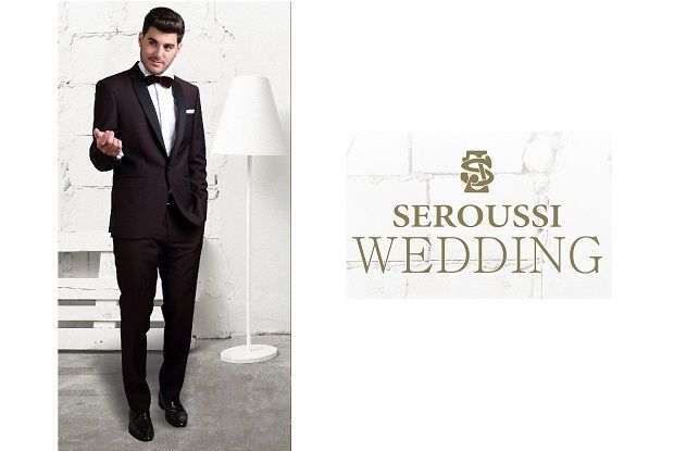 CASUAL-TUX BORDO | The dark cherry tux brings a new splash of color in the Gentlemen's wardrobe. It is something different from the classical black suit, but is as elegant and distinguished as the black tux, assuring you an exclusive note on any festivity.