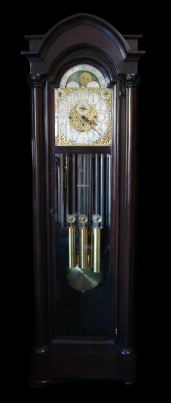 herschede for sale herschede grandfather clock herschede clock repair colonial clock restoration clock shop