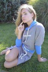 Šaty - tepláčkové šaty by coccomo - 4373400_
