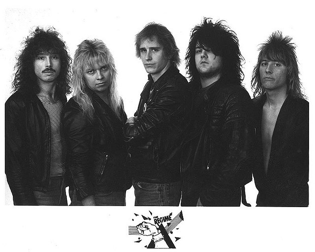 My step-brother (far left) with his glam band in the 80s: Regim 1980 S, Glam Bands, Bands Shots, Photography 80S Bands, Favorite Bands, Portraits Photography