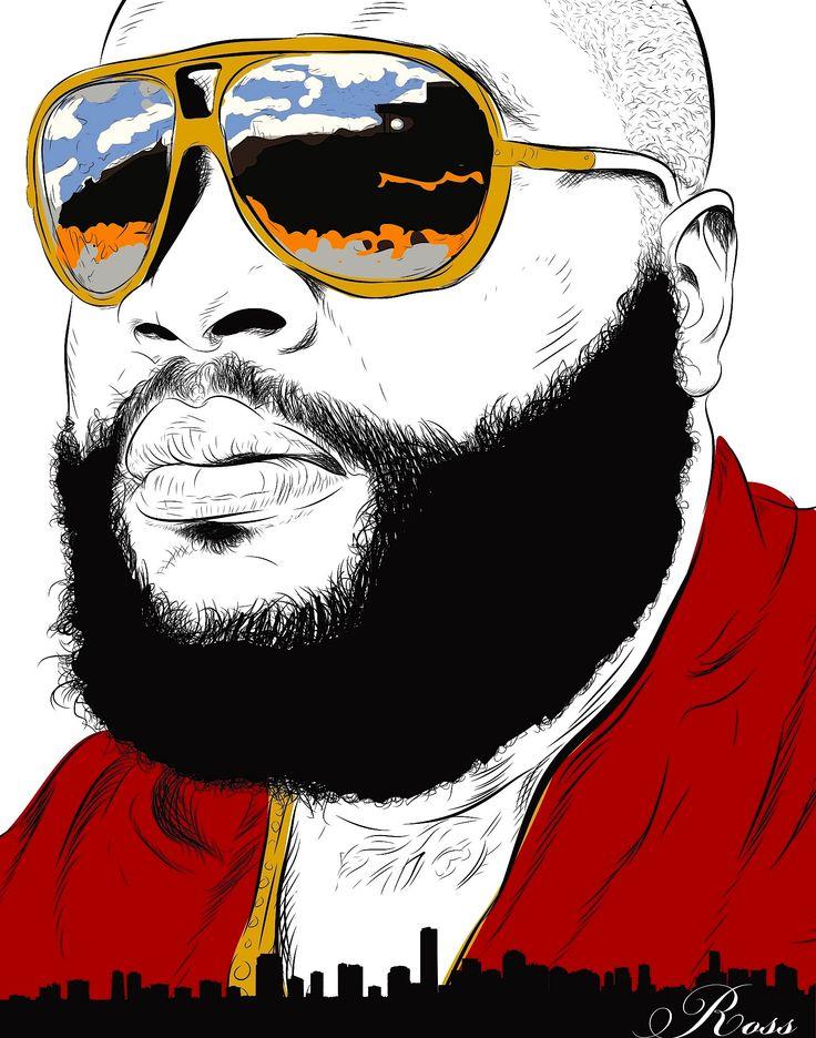 rick ross #iHeartRadio - Listen here: http://www.iheart.com/artist/Rick-Ross-2272/