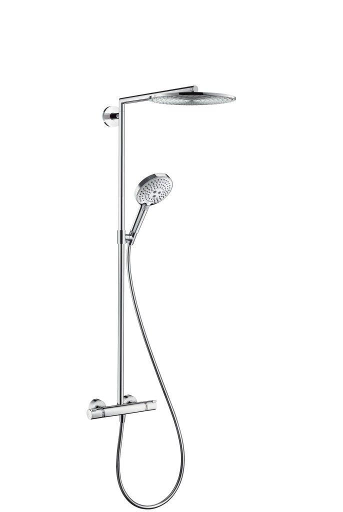 Hansgrohe-Suihkusetti Raindance Select 300 Showerpipe, DN15, yläsuihkulla ja käsisuihkulla (27114000)-3 special rate!
