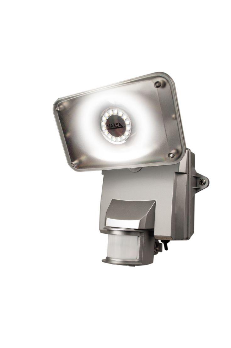 Solar Security 16 Light LED Flood Light