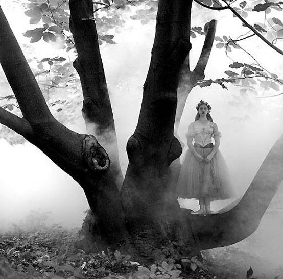 Ghostly dancer - Rodney Smith