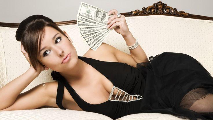 Как ни удивительно, но бывают Денежные женщины и Безденежные. Как только в жизни мужчины появляется Денежная женщина, у него начинают появляться дополнительные источники дохода. Большие, маленькие …
