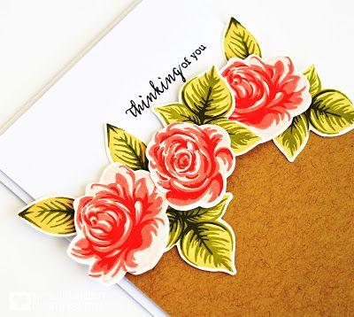 Message Me; English Rose