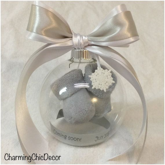 Thanksgiving Pregnancy Announcement Gender by CharmingChicDecor