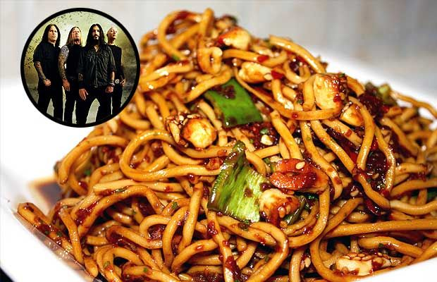 Machine Head Fiery Hot Noodles