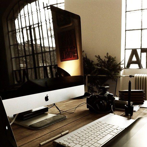 203 Best Images About Imac Desk Office Ideas On
