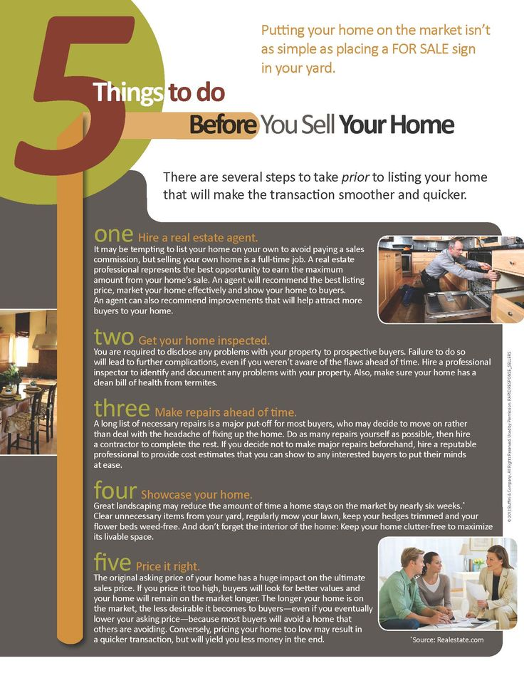 18 best Tips for Selling Your Home images on Pinterest   Real estate ...