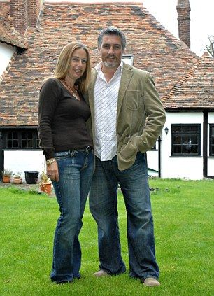 Paul and his wife Alex