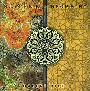 "Numena & Geometry:   This double-CD reissue of two early Rich albums make good companion pieces. One can hear the seeds being lain for the organic IRainforest/I two earlier in 1987's INumena/I. It was also the first album in which he explored the tuning system of just intonation, which is based upon whole numbered ratios between frequencies. The album opens with ""The Other Side of Twilight,"" a beautiful epic track balancing animated sequencer lines and sustained, slow motion keyboards ..."