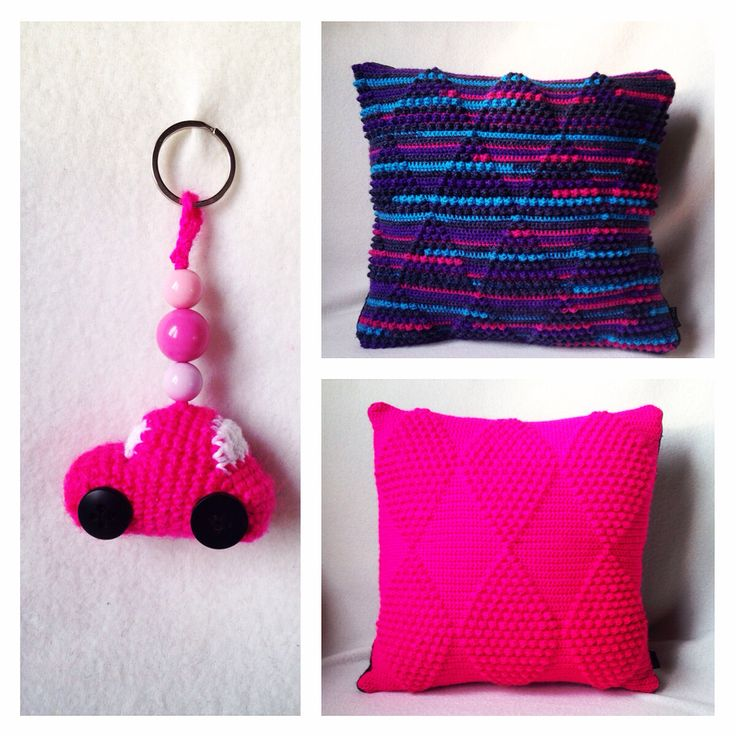 Crochet present for my sister