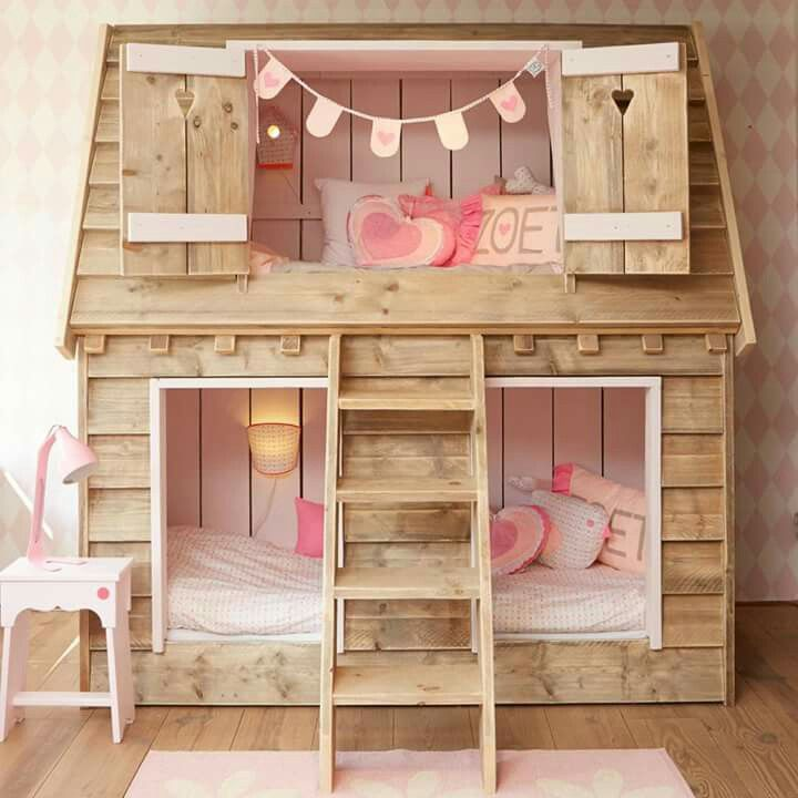 Its the perfect bed for kids that get scared during the night or who need privacy !!!