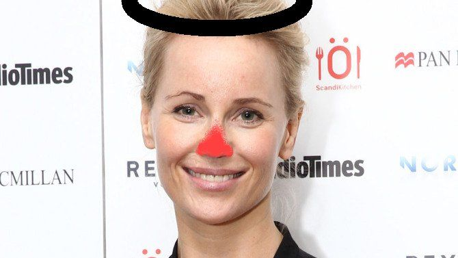 Swedish multiculture idiot Sofia Helin