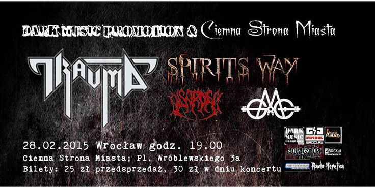 21.02.20 RISE OF ANTAGONISM TOUR - CHIMERA, KOIOS, MAMMON 2015.02.21  Metalowa Masakra vol. 11: HAZAEL, IN THE NAME OF GOD Ciemna Strona Miasta, pl. Gen. W. Wróblewskiego 3 A https://www.facebook.com/events/1532066417082627/