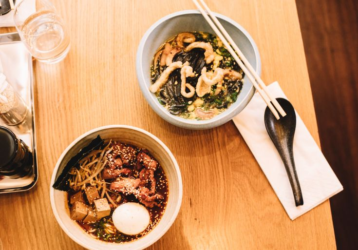 "Honcho Pop Up - A short-run noodle (and ""not noodle"") joint."