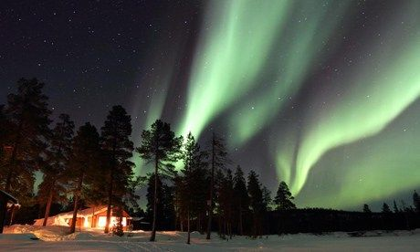 How to photograph the northern lights (William Gray)