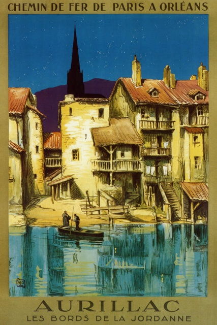 Aurillac by Rodney's Prints, via Flickr