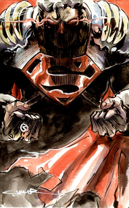 SUPERBOY PRIME by *Cinar on deviantART