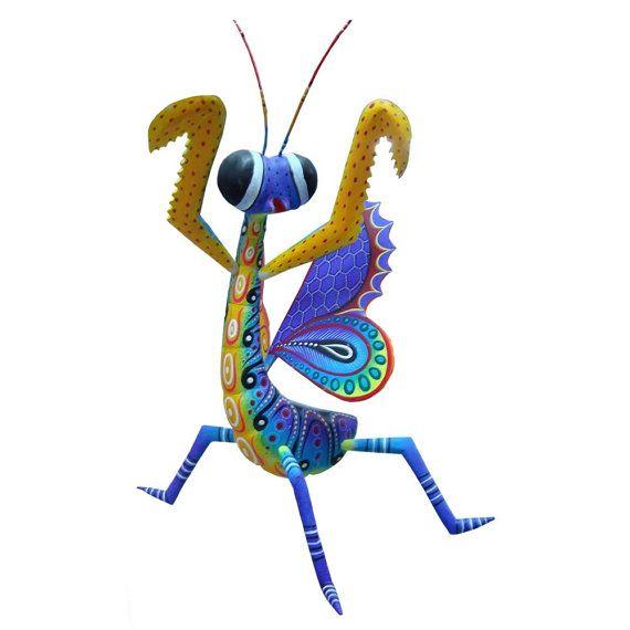 Alebrije mantis