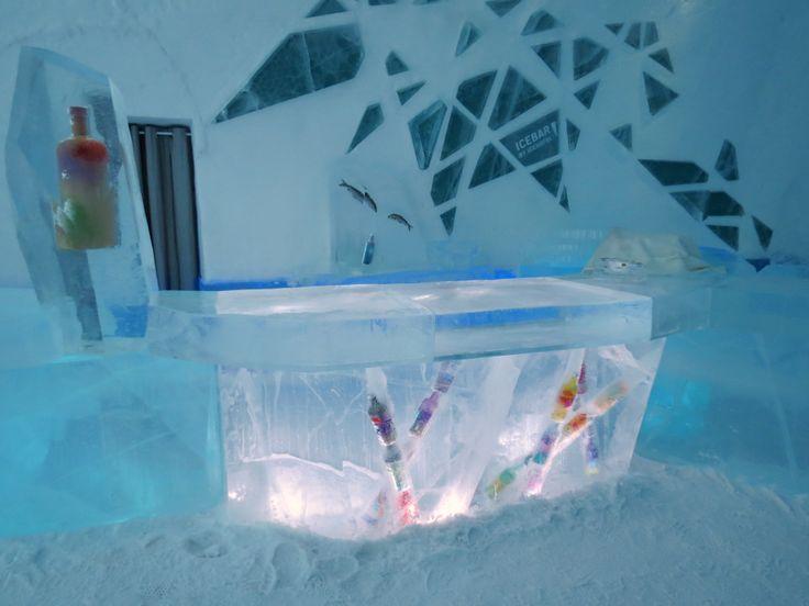 Ice Bar (Gabriele Formentini, Ice Hotel Jukkasjärvi)