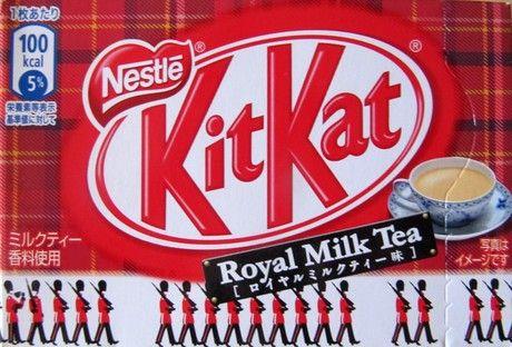 KitKat Royal Milk Tea – Japan