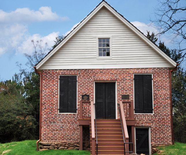 Visit The Historic Brick Store In Covington GA