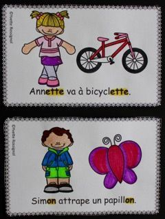 Free French spring rhymes | Rimes de printemps!