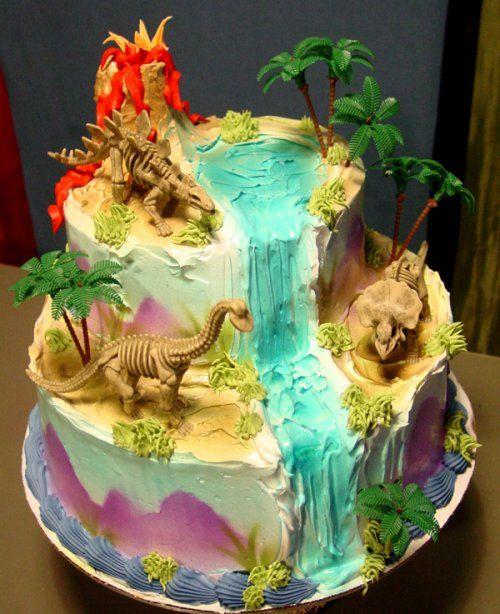Jurassic Park Cake Kit