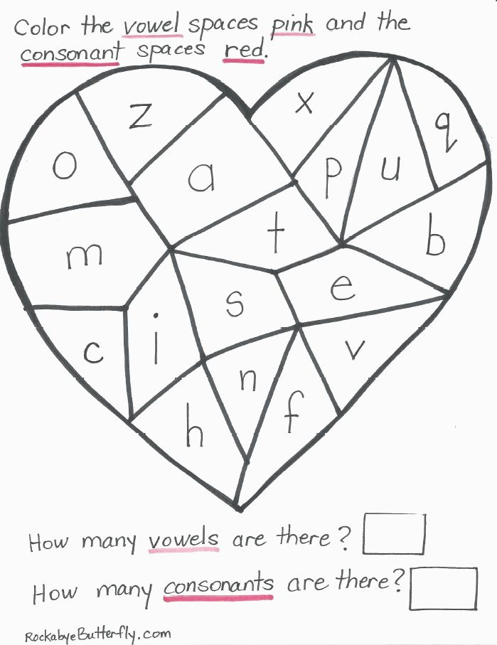 valentine 39 s spelling worksheets education elementary vowel worksheets spelling worksheets. Black Bedroom Furniture Sets. Home Design Ideas