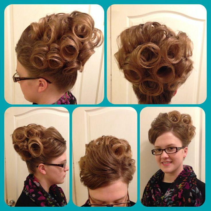 Apostolic Hairstyle - 97 Best Apostolic Hairstyles Images On Pinterest