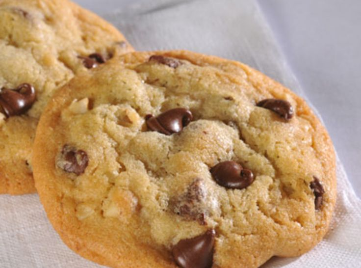 ... many years later. Original NESTLÉ TOLL HOUSE Chocolate Chip Cookies