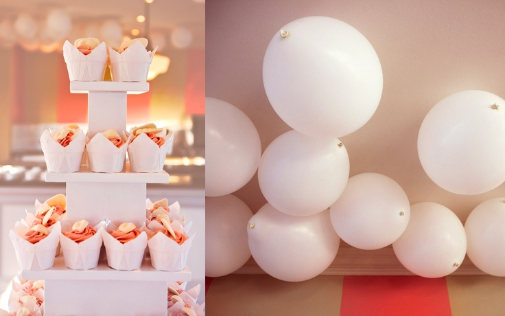 Balloons & Cupcakes  Styling & Event Planner www.eventsandtents.co.za  Photographer www.joannedunn.it