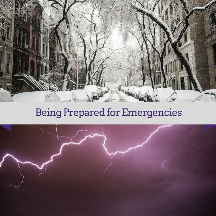 It doesn't matter if it is summer or winter, the chances of your power going out for a day or a few days can happen. Are you prepared?