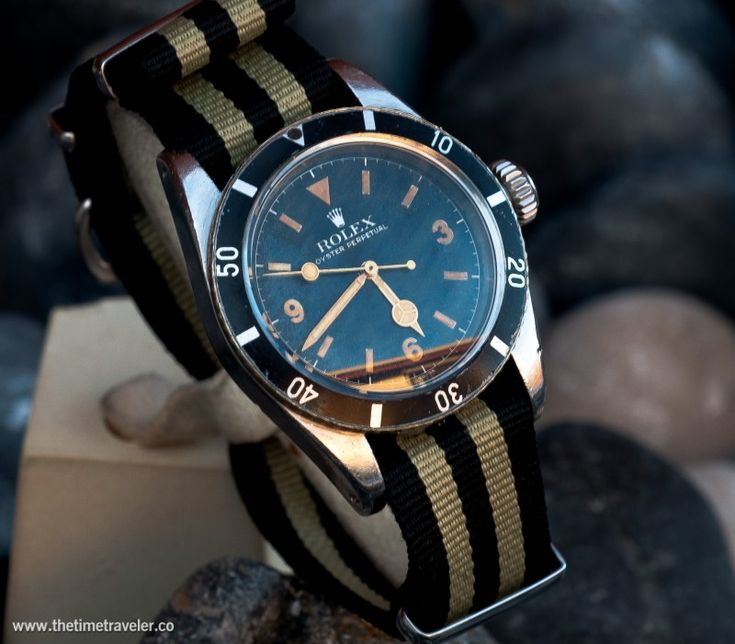 The First submariner !!! model 6200, Rolex non date submariner