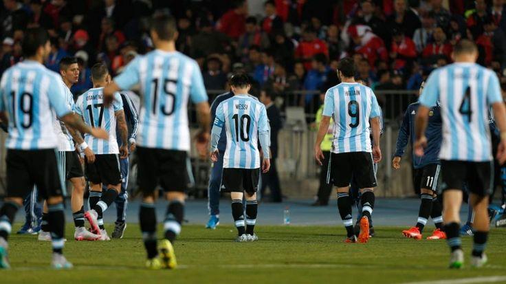 Diario Popular. Argentina falló penales y Chile se quedó con la Copa America 2015.