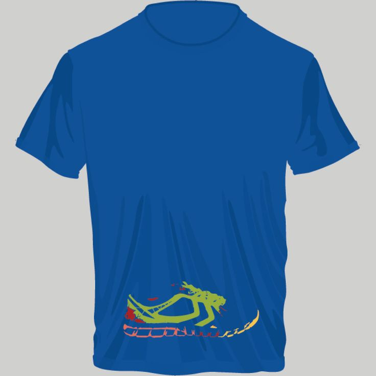 running shoes; t-shirt unisex, woman, child, 9 colors, several sizes; shipping worldwide; 17€ + shipping rates