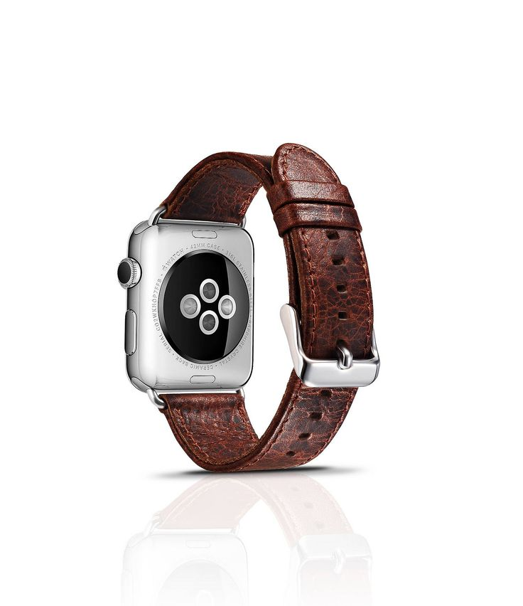 Leather Watch Band for Apple Watch Series 1/2 38/42mm by ANTechLeatherHouse on Etsy https://www.etsy.com/au/listing/517097386/leather-watch-band-for-apple-watch
