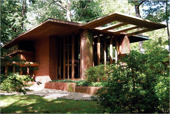 Ben Rebhuhn Residence Frank Lloyd Wright Great Neck
