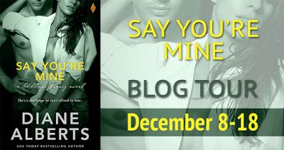 Book-o-Craze: Book Tour {Excerpt & Giveaway} -- Say You're Mine ...