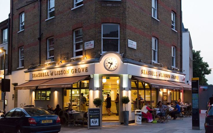 The Sea Shell restaurant in London makes proper fish and chips. Skip the tourist traps and eat here instead.